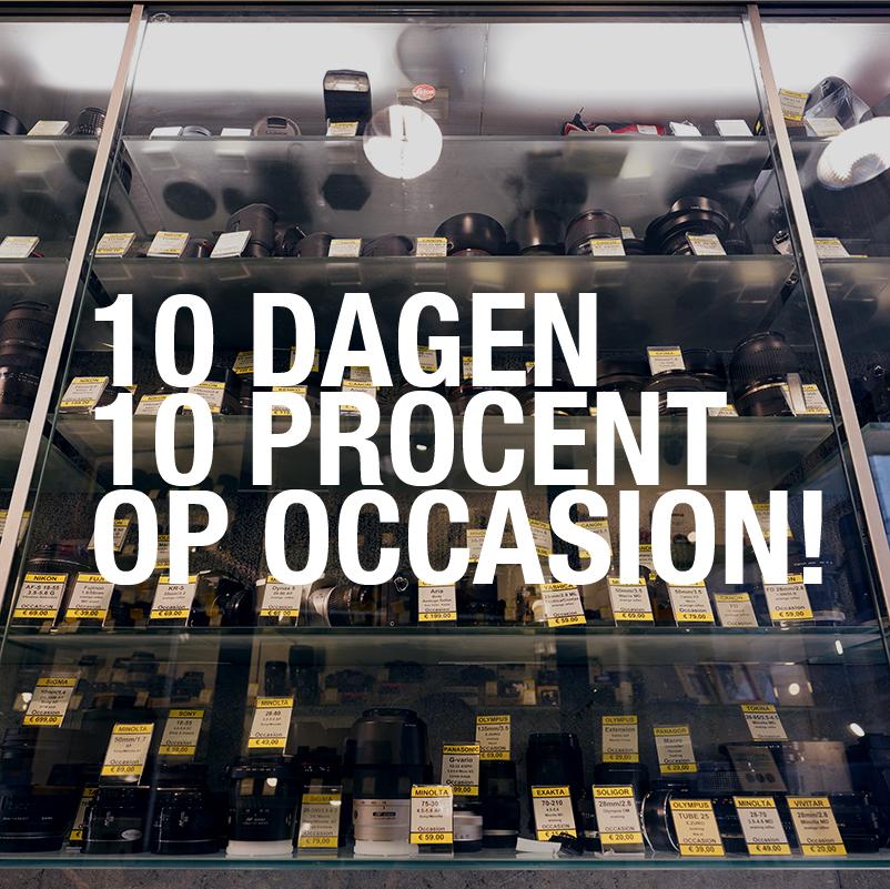10/10 Occasion Actie!