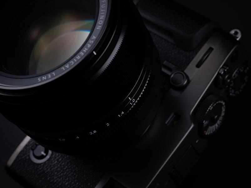 FUJINON XF50mm F1.0 R WR aangekondigd!