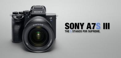 Sony A7S Mark III Launch-Korting