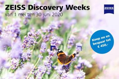 Zeiss Discovery Weeks Cashback