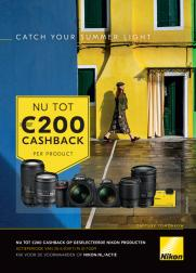 Nikon Cashback Catch your summer light