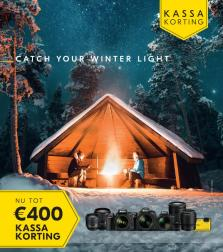 Nikon Kassakorting - Catch your Winter Light