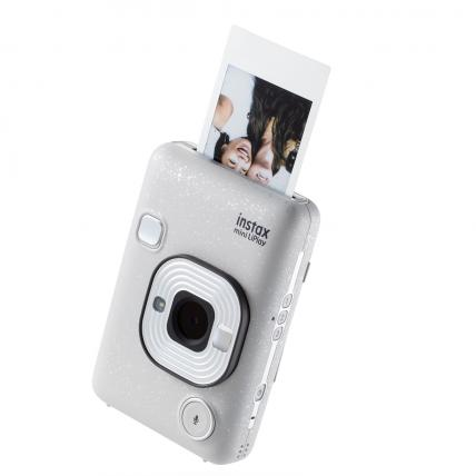 Fuji Instax Mini Liplay Stone White