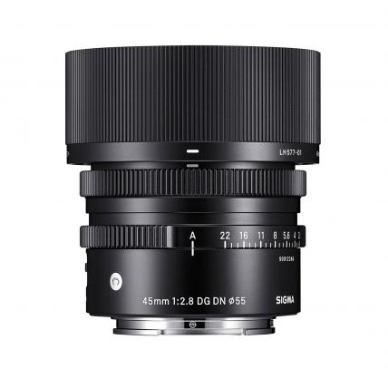 Sigma 45mm F2.8 DG DN Contemporary E-Mount