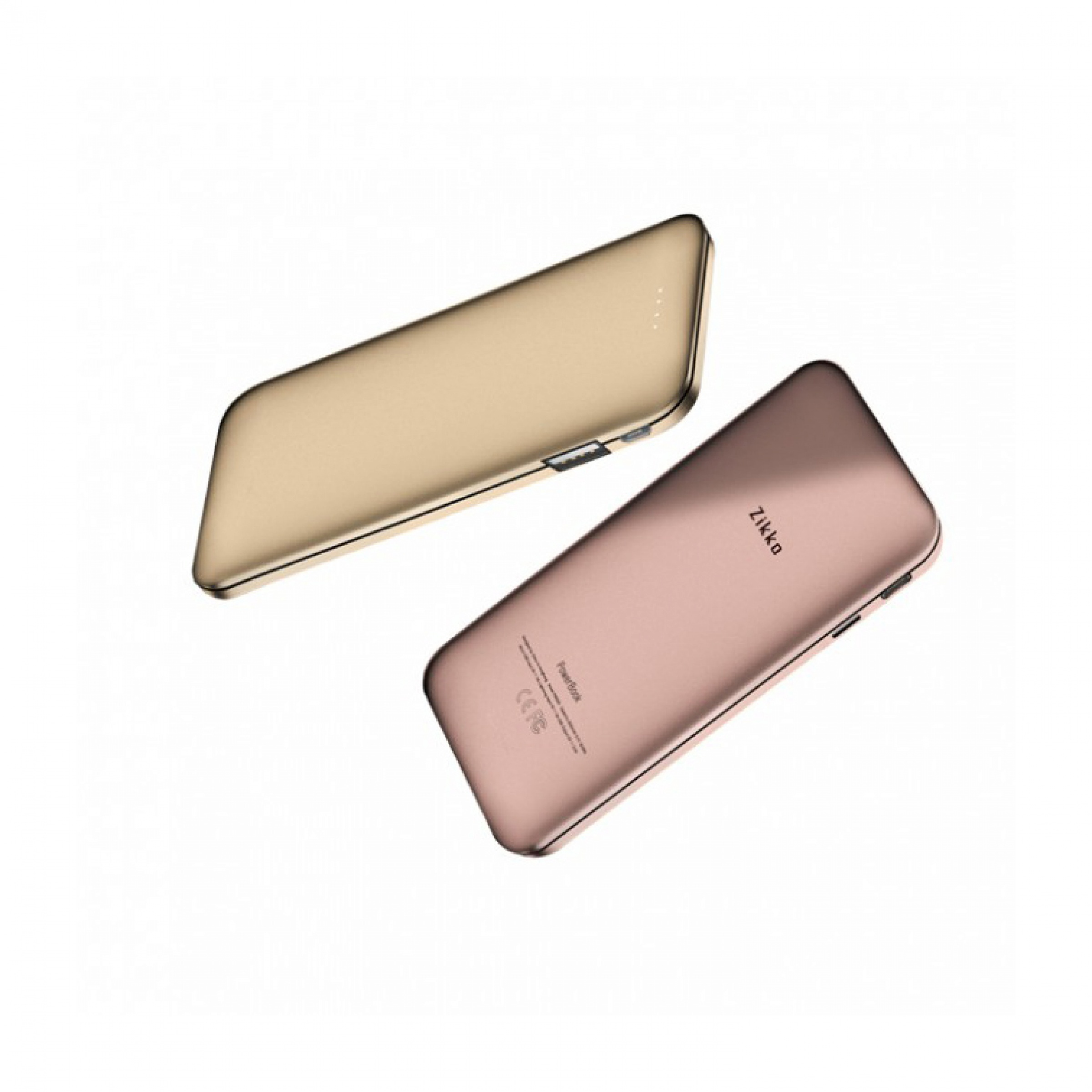 Zikko-5000mah-alloy-powerbank-rose-gold
