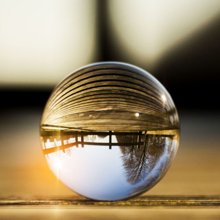 Crysta-Lensball-100mm