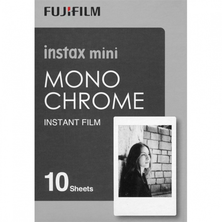 Fuji-Instax-Mini-Monochrome-Film-10-sheets