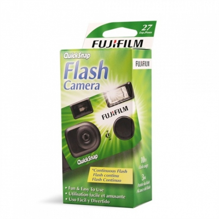 Fuji Quik Snap Flash 27 opname