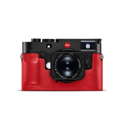 Leica-Protector-leather-red