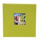 Goldbuch-Bella-Vista-slip-in-album-green