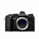 Olympus-OM-D-E-M5-Mark-III-Body-black