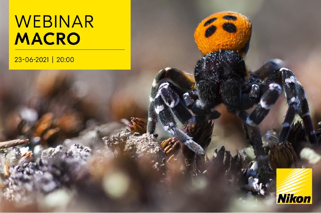 Nikon Macro Webinar