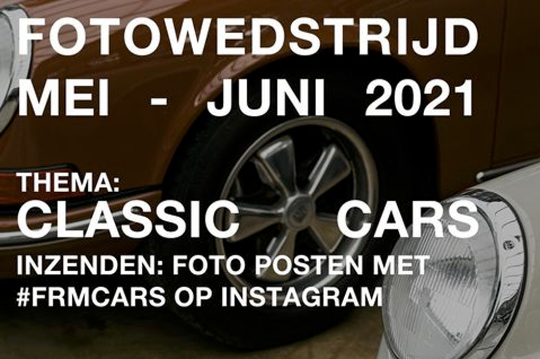 Fotowedstrijd Classic Cars